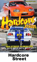 2014 hardcore street dvd cover and link topspeed automotive street eliminator season