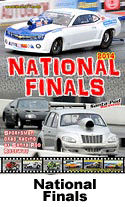 2014 sants pod national finals dvd cover and link