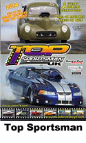 2014 top sportsman drag racing dvd cover and link