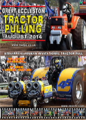 2014 great eccleston august tractor pulling dvd