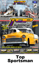 2015 top sportsman drag racing dvd cover and link