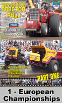 2016 european championship tractor pulling dvd part one dvd link
