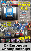 2016 european championship tractor pulling dvd part two dvd link