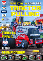 2018 btpa and etpc tractor pulling in august at great eccleston