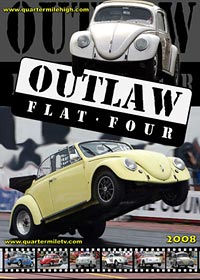 2008 outlaw flat four dvd cover